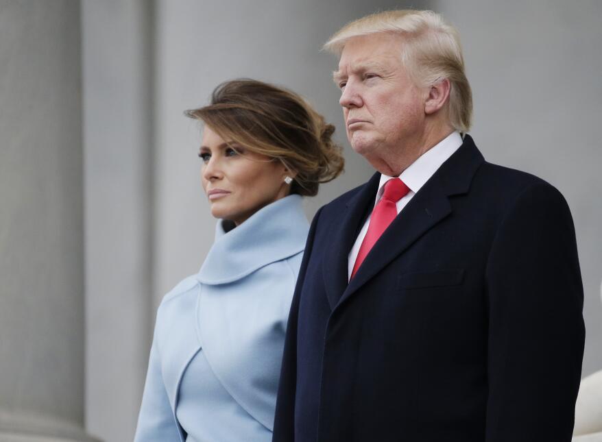 In photos: President Trump is sworn in GettyImages-632226770.jpg