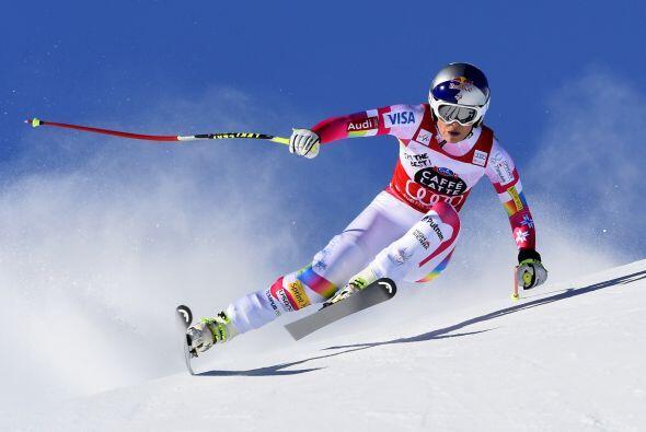 Semana del 19 - 26 de Enero 2015 - St. Moritz, Suiza - 24 de enero: Lind...