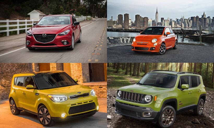 KBB elige los 10 autos más cool por debajo de los 18,000 dólares en 2016