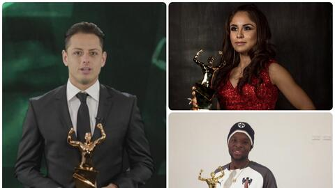Ganadores Premios Univision Deportes