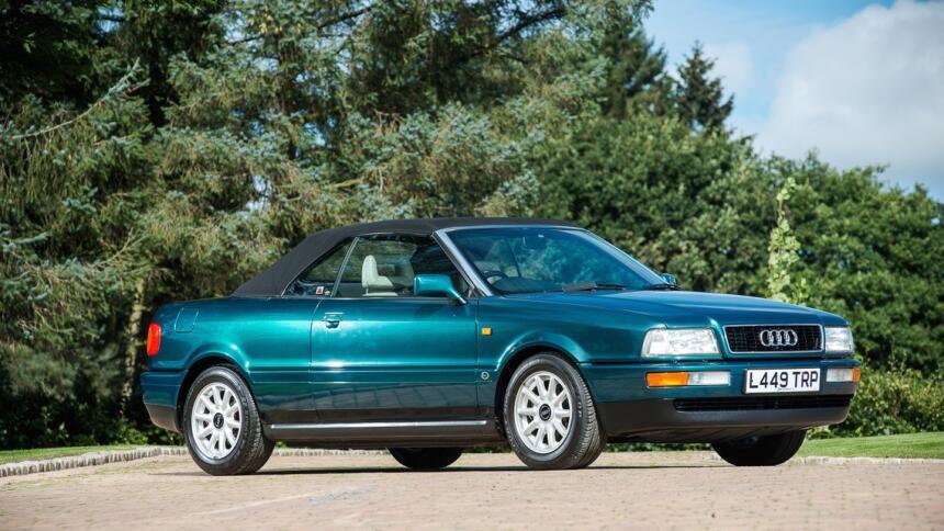 El Audi Cabriolet de la Princesa Diana en fotos image-thumb-5.jpg