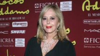 La actriz argentina tuvo fuertes dolores de cabeza y presión alta.
