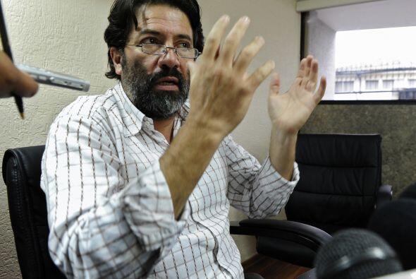 Hugo Yépez, director del Instituto Geofísico dijo que debido a la column...