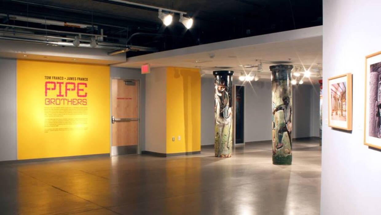La exhibición de los hermanos Franco está abierta desde esta semana en ASU.