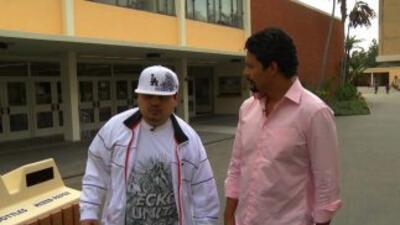 Daniel Rodríguez habló con 'Aquí y Ahora'.