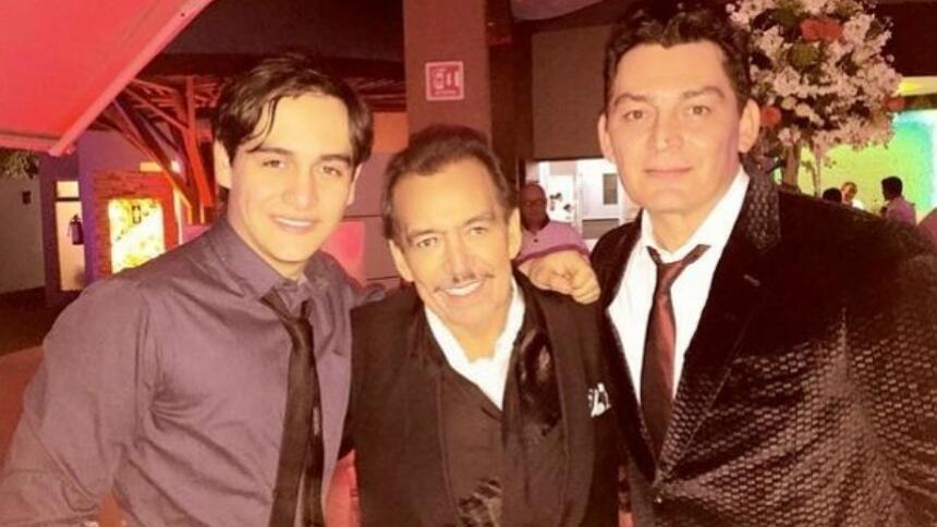 Joan Sebastian, José Manuel Figueroa, Julián Figueroa