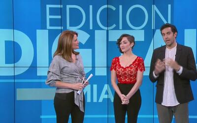 Laura Vignatti y José Pablo Minor hablan del estreno de 'Mi marido tiene...