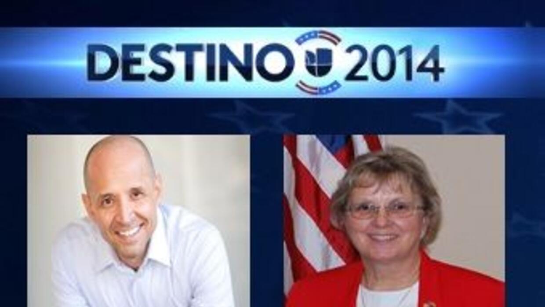 David García y Diane Douglas se disputan esta posición clave en Arizona.