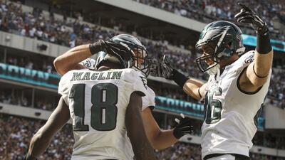 Highlights Semana 1: Jacksonville Jaguars vs. Philadelphia Eagles