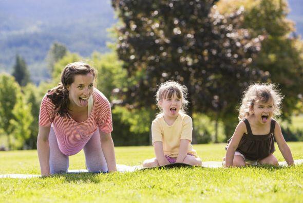 ¿Quién puede practicarlo? El 'laughter yoga' es apropiado para personas...