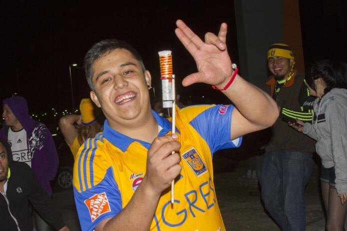 Así fueron los festejos del campeonato de Tigres