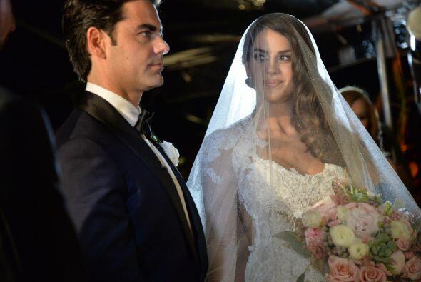 """Jorge fue el primero en responder y decir """"Sí"""" al matrimonio."""