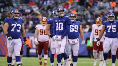 NY Giants, Washington Redskins