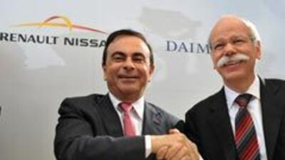 Nissan-Renault-Daimler