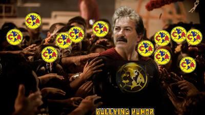 Pumas, América y Monterrey, los protagonistas de los memes
