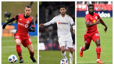 Fuerte presencia de la MLS en las candidaturas de los premios anuales de la Concacaf