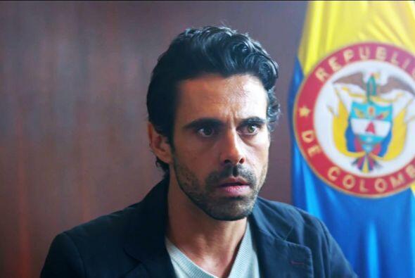Julián se declaró inocente y que su único deseo era recuperar a su familia.