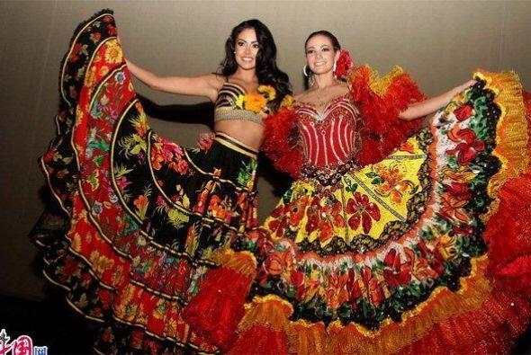 Sus rivales más fuertes en la competencia son Audris Rijo y Viviana Ortiz.