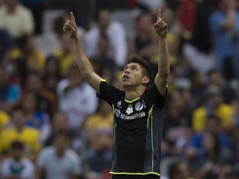 Oribe Peralta Morones es el nombre de la nueva gran contratación...