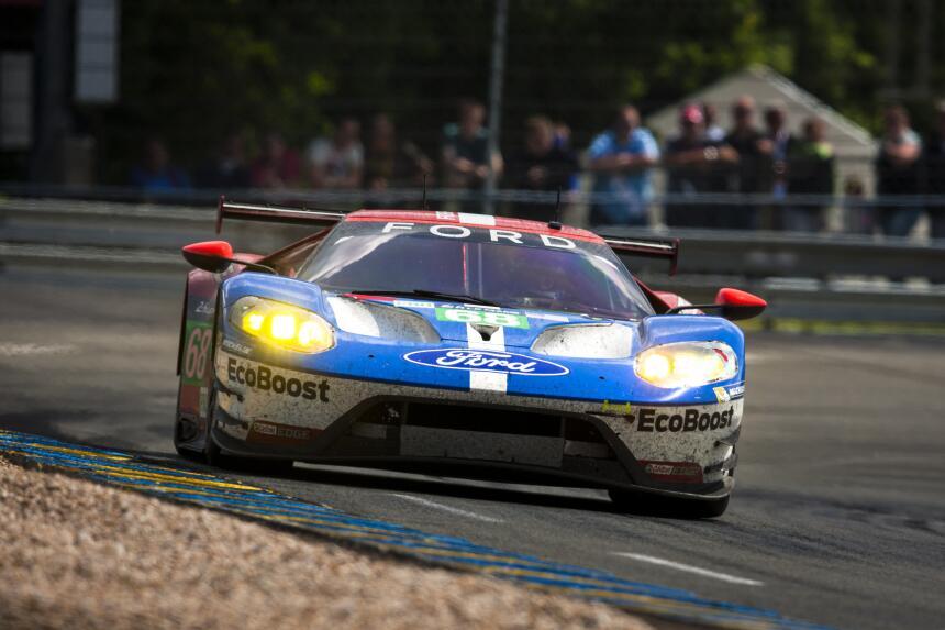Ford v. Ferrari: La enemistad que creó una leyenda 27667344252_9df16ba8e...