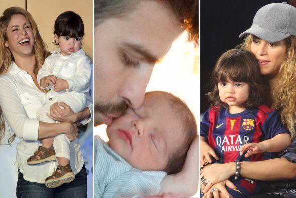 El pequeñín de Shakira y Gerard está a punto de cumplir dos años, el 22...