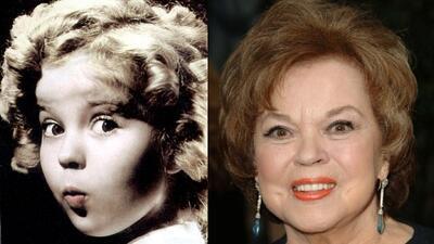 Fallece la famosa niña Shirley Temple a sus 85 años