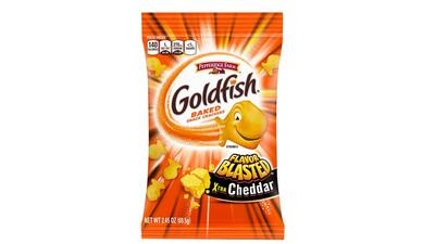 Alertan que estas galletas Goldfish y Ritz pueden estar infectadas con salmonela