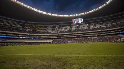 Editorial | ¿Por qué es mejor dejar reposar el césped del Estadio Azteca?