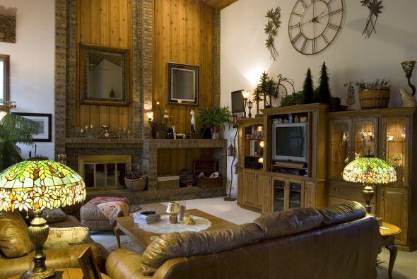 6) Ilumina los ambientes. Murphy también sugiere para un perfecto estilo...