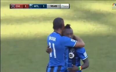 Didier Drogba anota un golazo de taco para su primero de la temporada