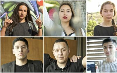 Ellos son los seis Agentes de Cambio de Premios Juventud 2017.