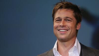 Brad Pitt es nuestro #ManCrushMonday