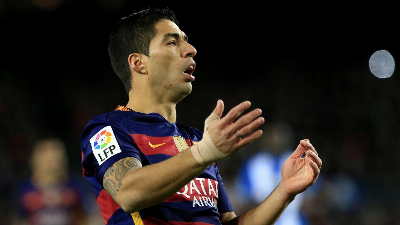 Luis Suárez seguirá suspendido dos partidos de Copa del Rey.