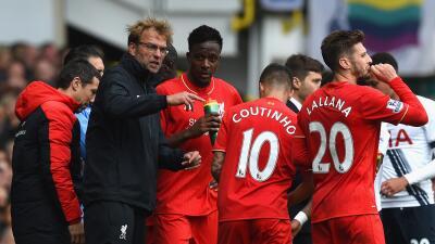 Jurgen Klopp ya se estrenó con Liverpool.