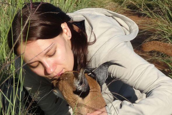 Goska tiene un don que la ayuda a ser más humana y entender la vida salv...