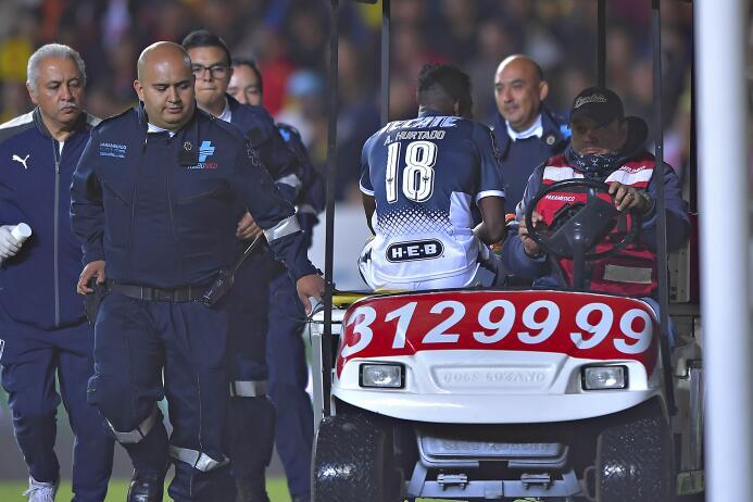 En fotos: Monterrey sigue imparable y tiene pie y medio en la final 2017...