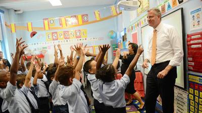 Las escuelas públicas de NYC disponen de servicios de salud mental, una...