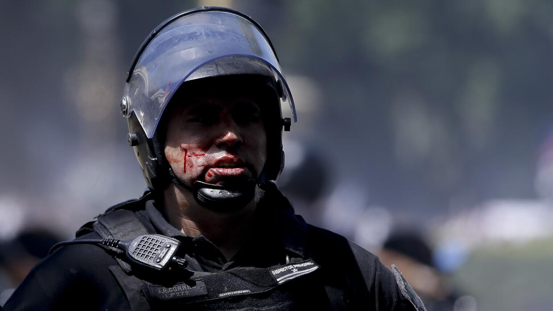 En fotos: La lista de funcionarios venezolanos sancionados por EEUU arge...