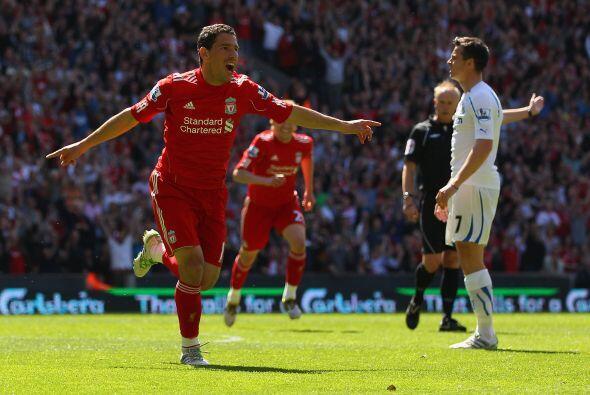 El duelo fue dominado por los 'Reds' que hicieron pesar Anfield.