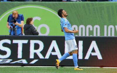 Magníficos 10 goles de David Villa en la MLS