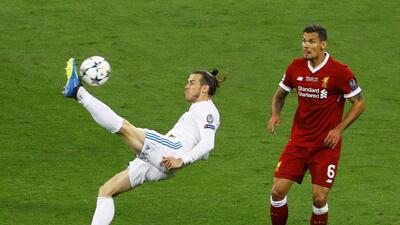 ¡Desde todos los ángulos! La espectacular chilena con la que Gareth Bale brilló en la final de la Champions