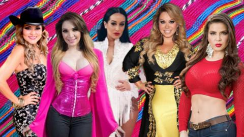 Estas cantantes buscaran ser la nueva reina del regional mexicana