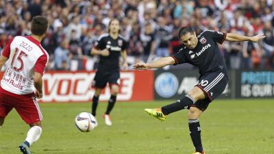 Fabián Espíndola reconoció la falta de juego del DC United.