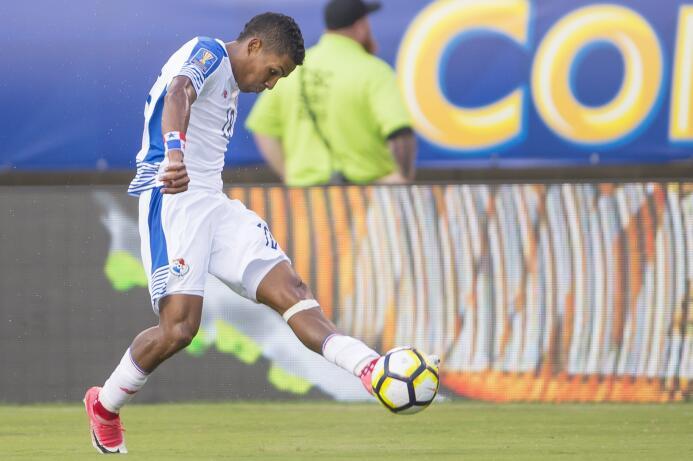 Miguel Camargo (Panamá): un gol.
