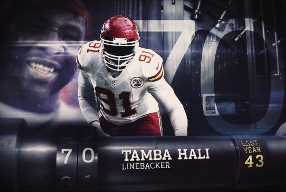 #70 Tamba Hali