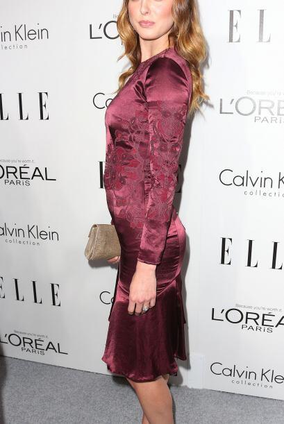 Eva Amurri, hija de la actriz Susan Sarandon sorpendió con su ves...