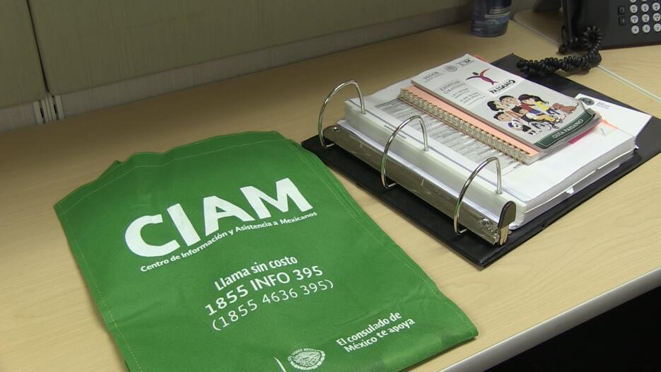 El Centro de Información y Asistencia a Mexicanos (CIAM) CIAM 2.jpg