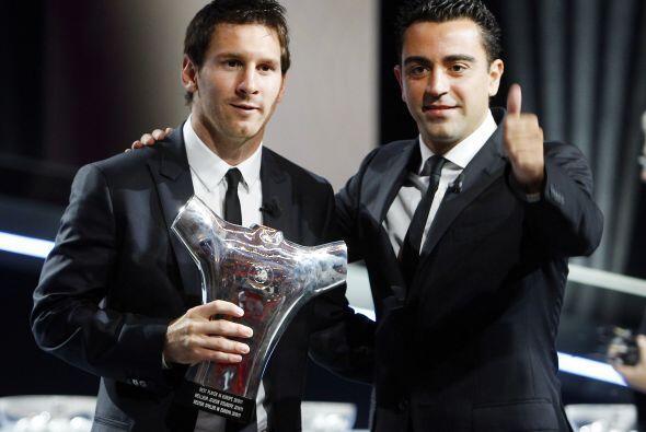 El español mencionó que desde su punto de vista Messi es el mejor.