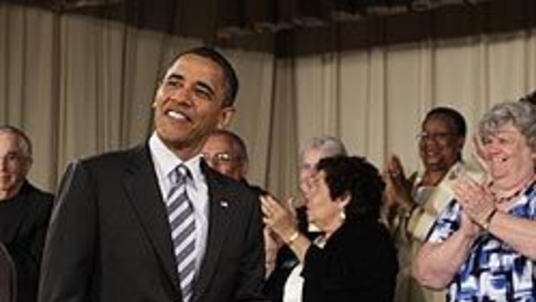 Obama defiende su plan de salud ante jubilados en Maryland 7983ca80610b4...