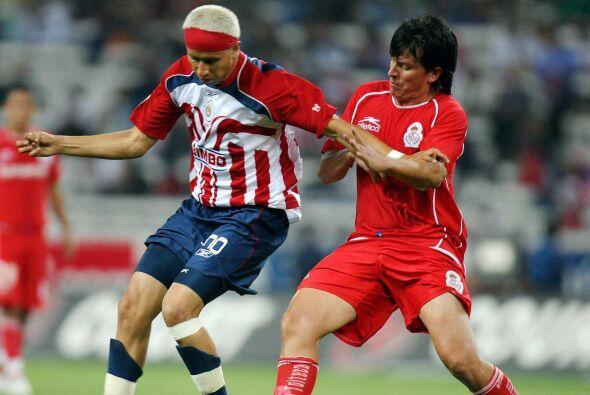 Las Chivas del Guadalajara no pasaron del empate 1-1 ante los Diablos de...